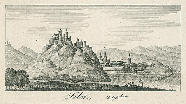 Wilhelm Dilich - Fiľakovo