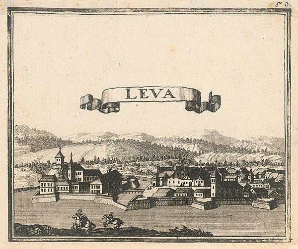 Justus van den Nypoort – Levice