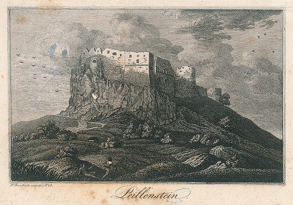 Leopold Burkhardt – Pajštún