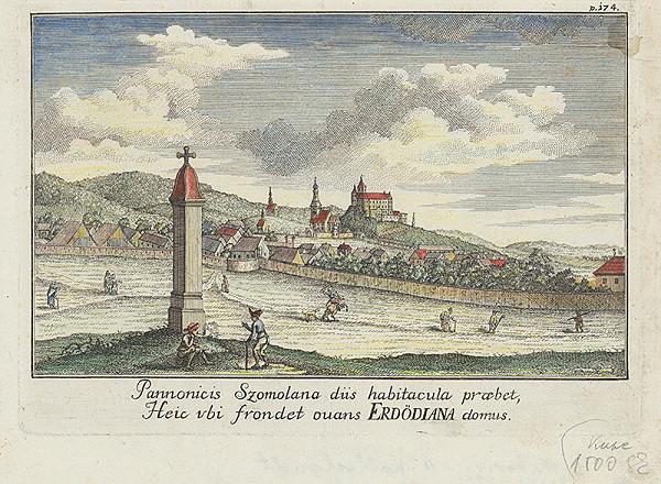 Abraham Kaltschmidt, Samuel Mikovíny - Smolenice