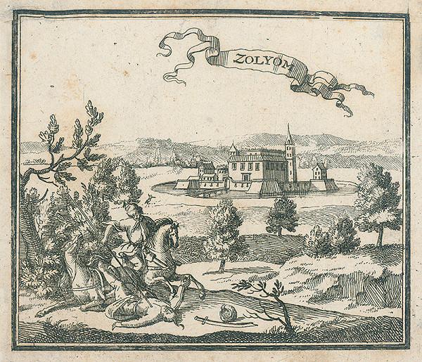 Justus van den Nypoort – Zvolen