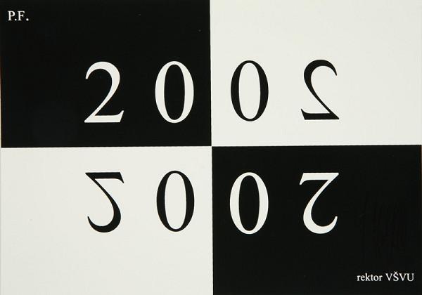 Ján Hoffstädter - PF 2002