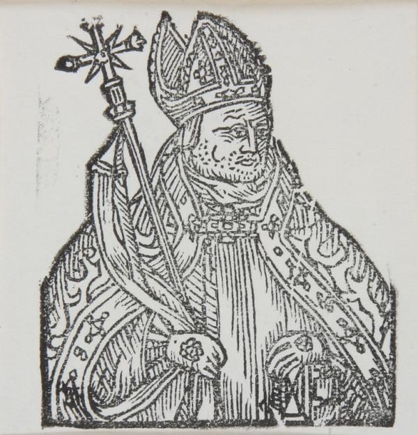 Neznámy autor – Biskup