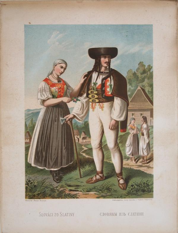 Peter Michal Bohúň, Kornel Bohúň - Slováci zo Slatiny