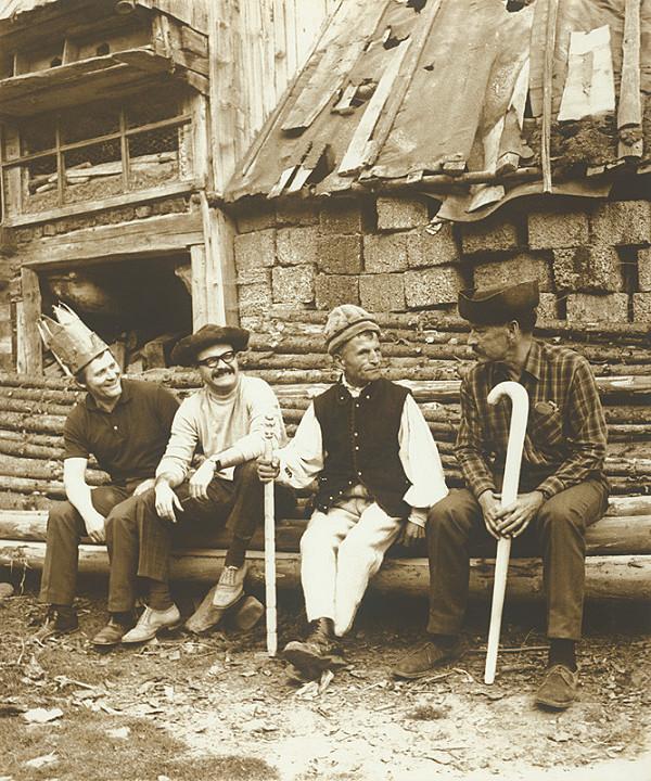 Stanislav Bodorík - Ignác Kolčák, Juraj Mojžiš, Štefan Siváň a Dominik Tatarka
