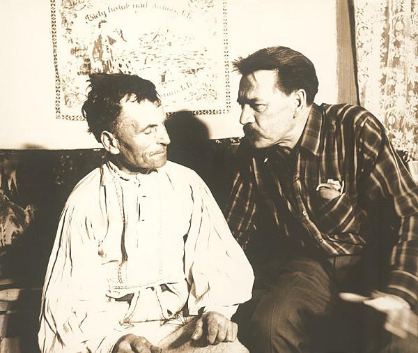 Stanislav Bodorík - Štefan Siváň a Dominik Tatarka