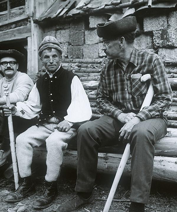 Stanislav Bodorík - Juraj Mojžiš, Štefan Siváň a Dominik Tatarka