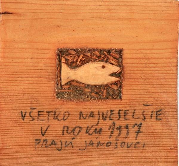 Branislav Jánoš – PF 1997