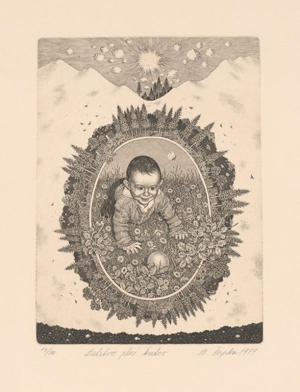 Marián Čapka - Detstvo plné kvetov