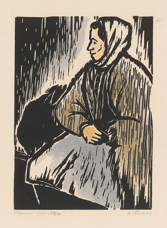 Matilda Čechová - V čakárni