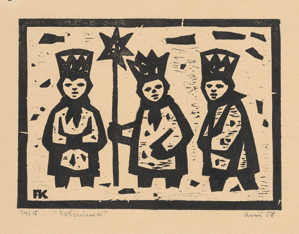 Fero Kráľ - Koľadníci
