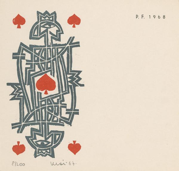 Fero Kráľ – P.F. 1968