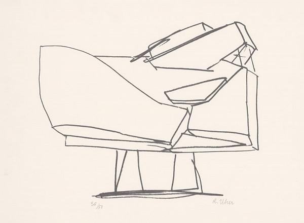 Rudolf Uher – Malé bronzy