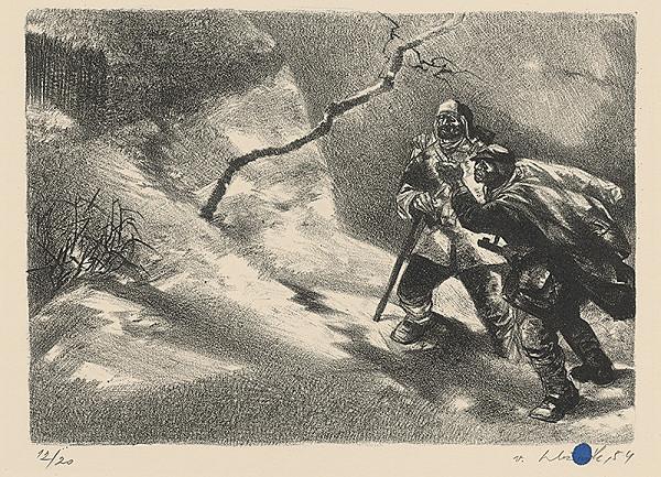 Vincent Hložník - Vydržať do konca