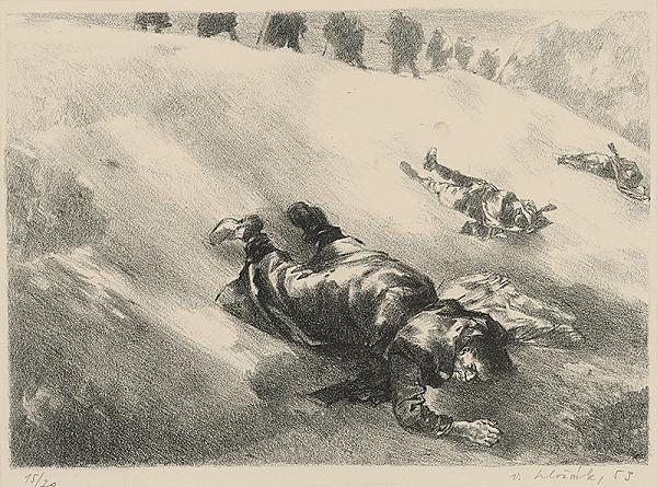 Vincent Hložník – Na snehu
