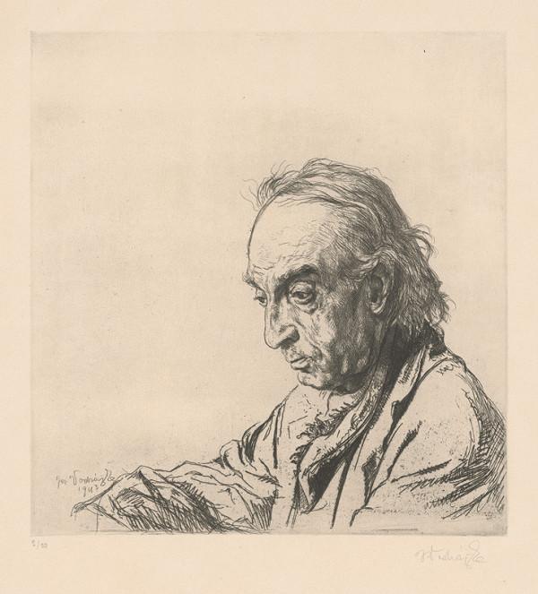 Jaroslav Vodrážka - Hlava starca