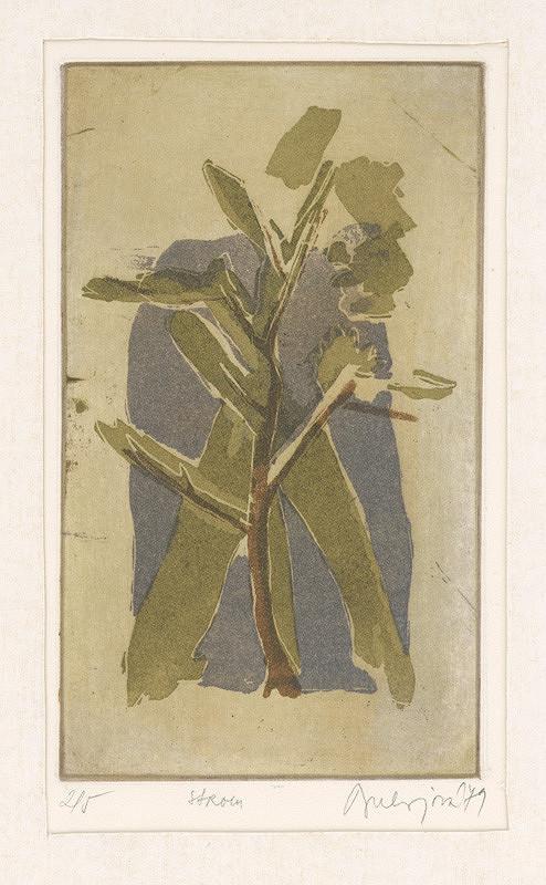 Oľga Buhajová - Strom II.