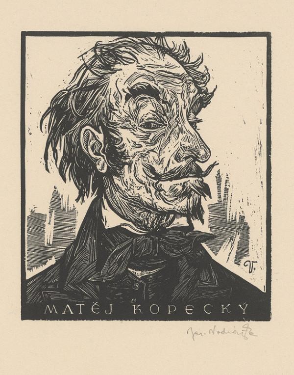Jaroslav Vodrážka – Kopecký