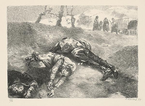 Vincent Hložník - Mŕtvi povstalci
