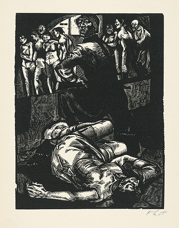 Vincent Hložník - Koniec