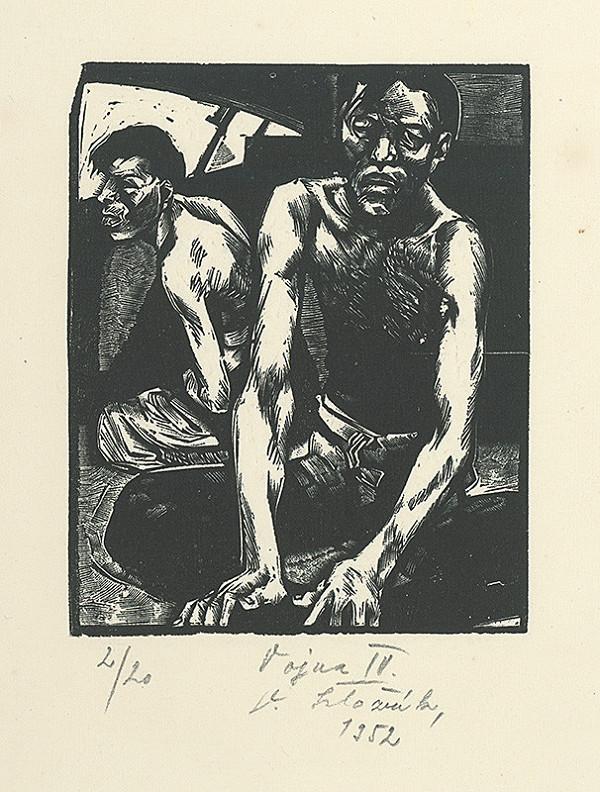 Vincent Hložník - Vojna IV.