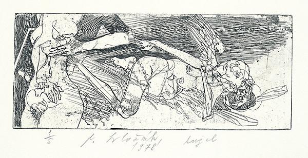 Vincent Hložník – Anjel