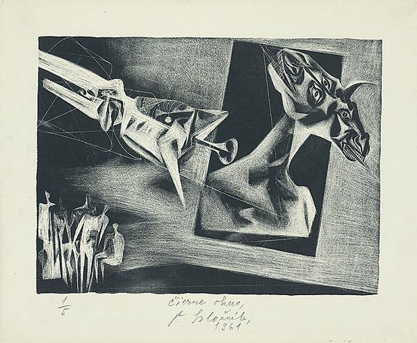 Vincent Hložník - Čierne okno