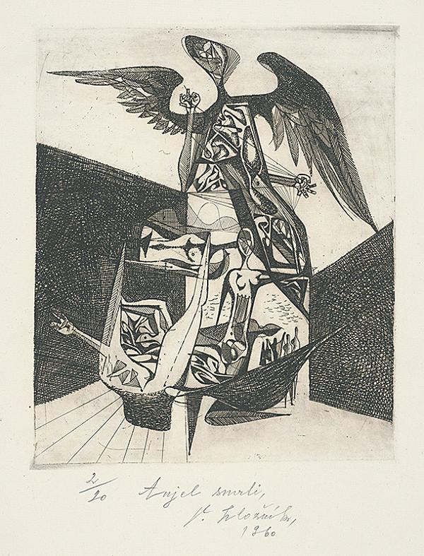 Vincent Hložník – Anjel smrti