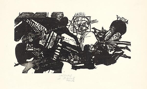 Vincent Hložník - Vojna