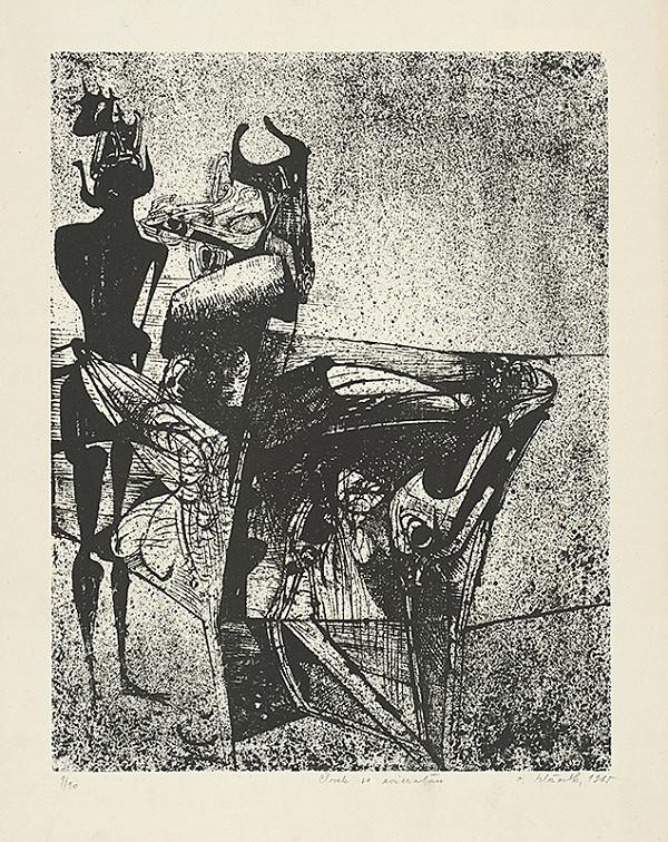 Vincent Hložník – Človek so zvieraťom