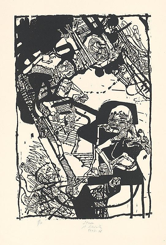 Vincent Hložník – Starec