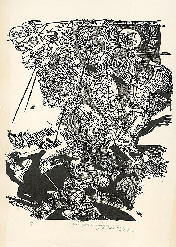 Vincent Hložník - Apokalypsa, štvrté videnie