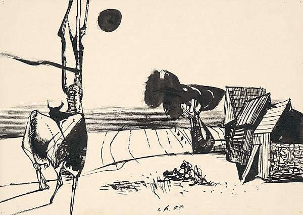 Vincent Hložník – Kresba VII.