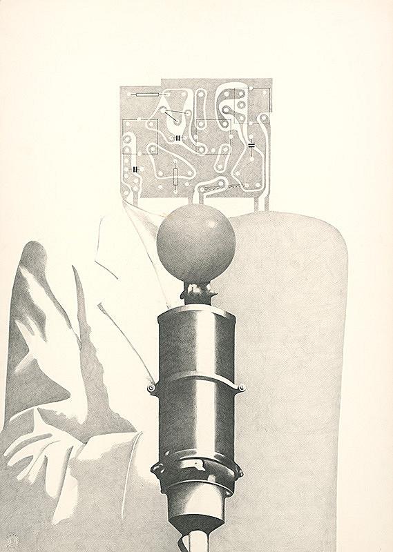 Agneša Sigetová - Kresba II.