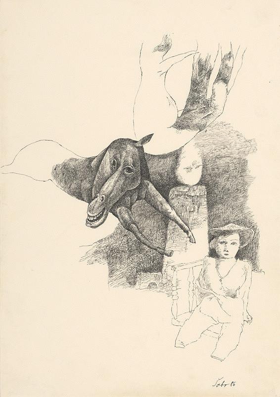 Peter Šabo – Kresba I.