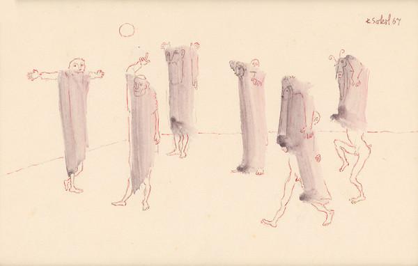 Koloman Sokol – Tanečníci