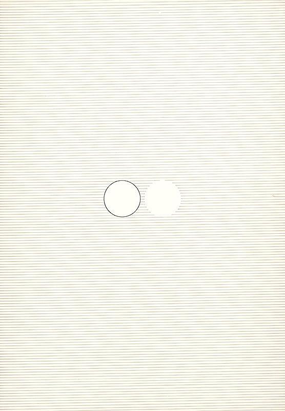 Milan Grygar – Lineární partitura, Hommage a Giacinto Sceli