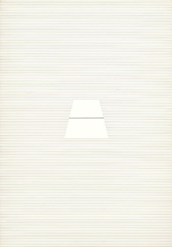 Milan Grygar – Lineární partitura, Hommage a John Cage