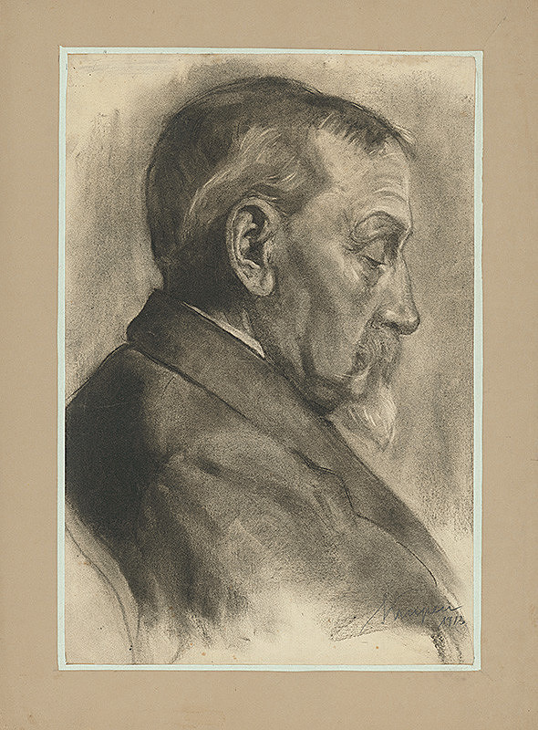 Viktor Krupec – Portrét muža