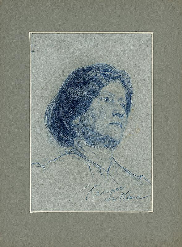 Viktor Krupec – Hlava ženy
