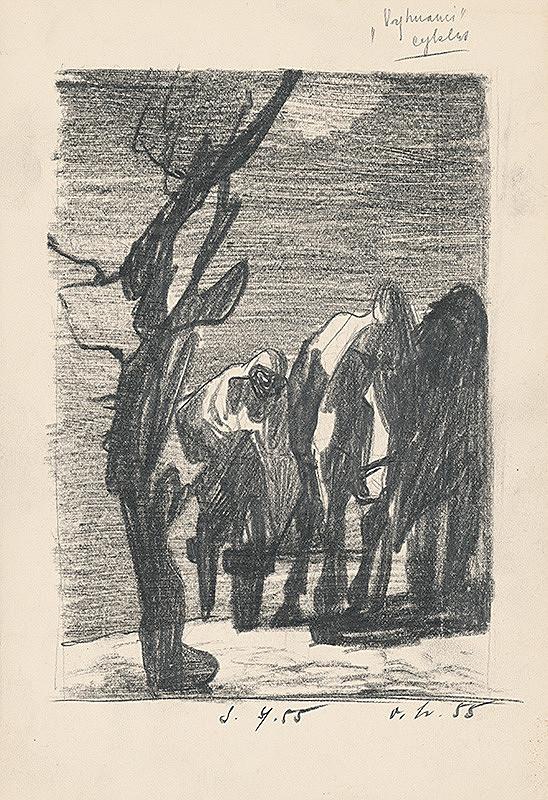 Vincent Hložník - Vyhnanci