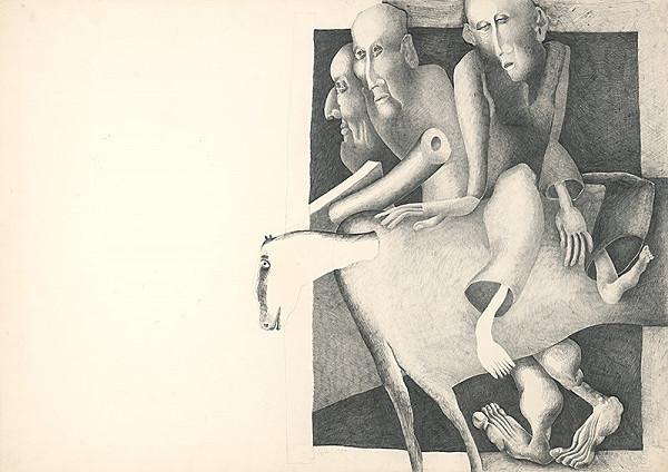 Agneša Sigetová – Kresba