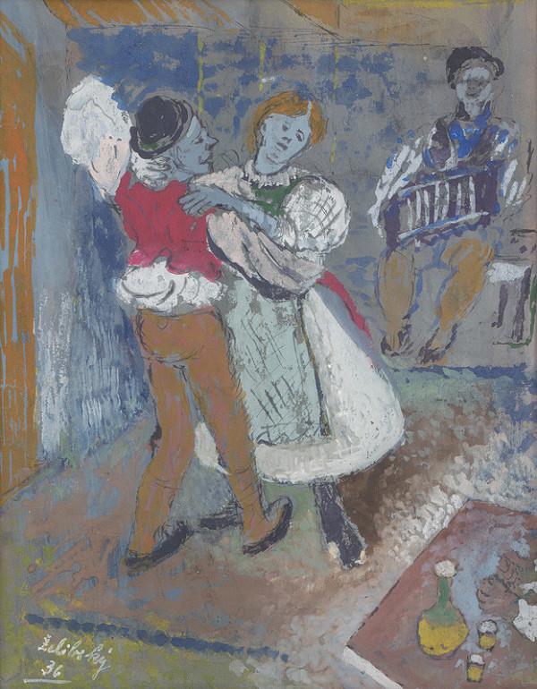 Ján Želibský - Tanec