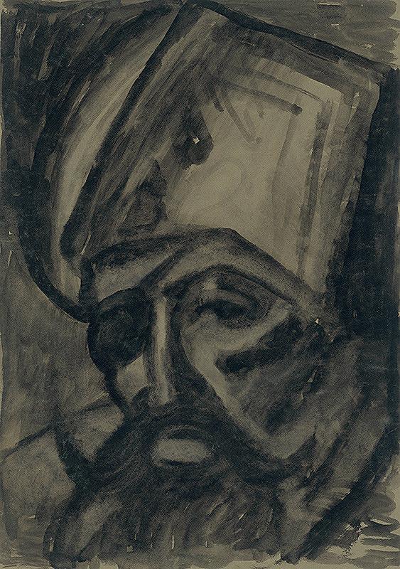 Janko Alexy - Hlava vojaka