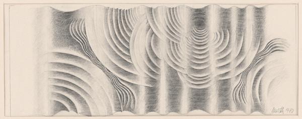 Juraj Marth – Štúdia ku keramickému reliéfu