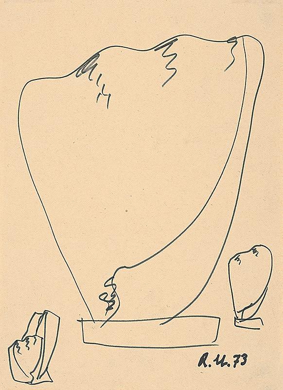 Rudolf Uher – Štúdia k plastike