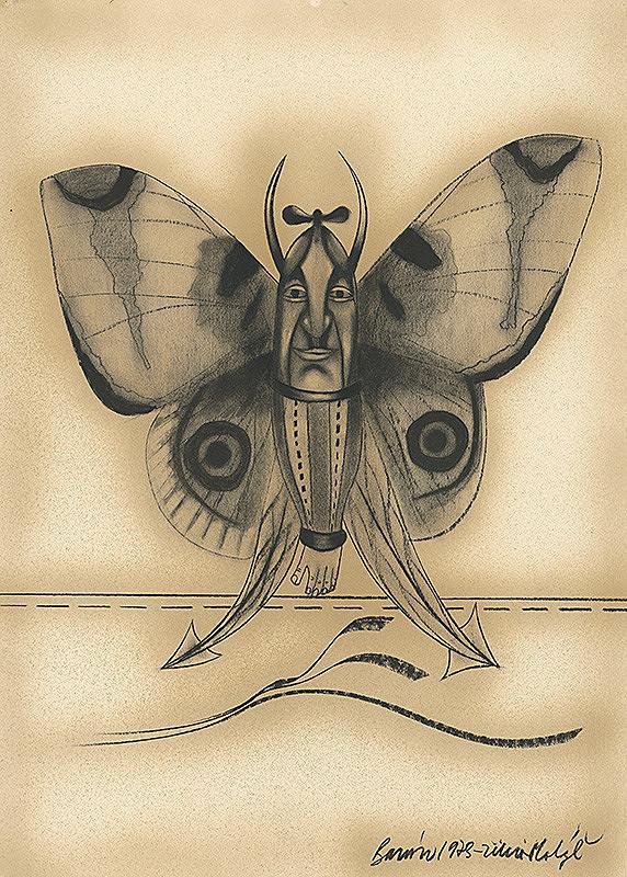 Karol Baron – Motýľ