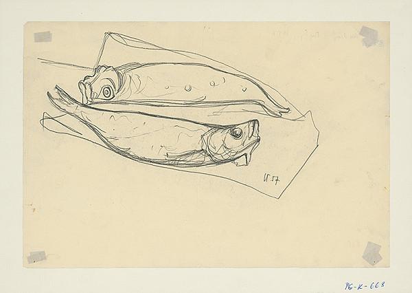František Studený - Ryby