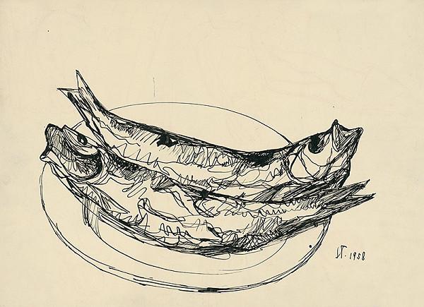 František Studený – Ryby