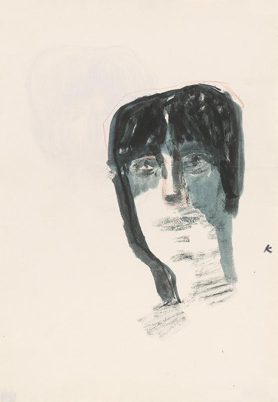 Jozef Kostka - Portrét K.N.